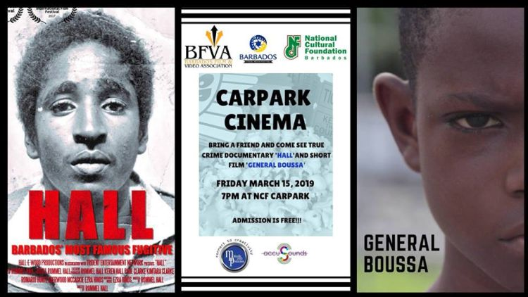 BVMF Carpark Cinema - What's On In Barbados - 2019-03-15