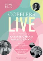 Cobblers Live –  Cabaret, Opera and Fabulous Food at Cobblers Cove