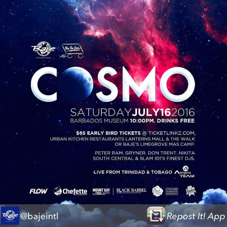 Cosmo At The Barbados Museum What S On In Barbados 2016 07 16