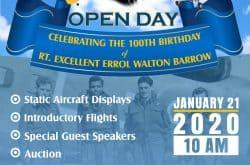 Errol Barrow Open Day