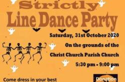 Christ Church Dance Club LineDance Party
