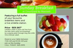 Sunday Breakfast at Courtyard Marriott 2018.jpg