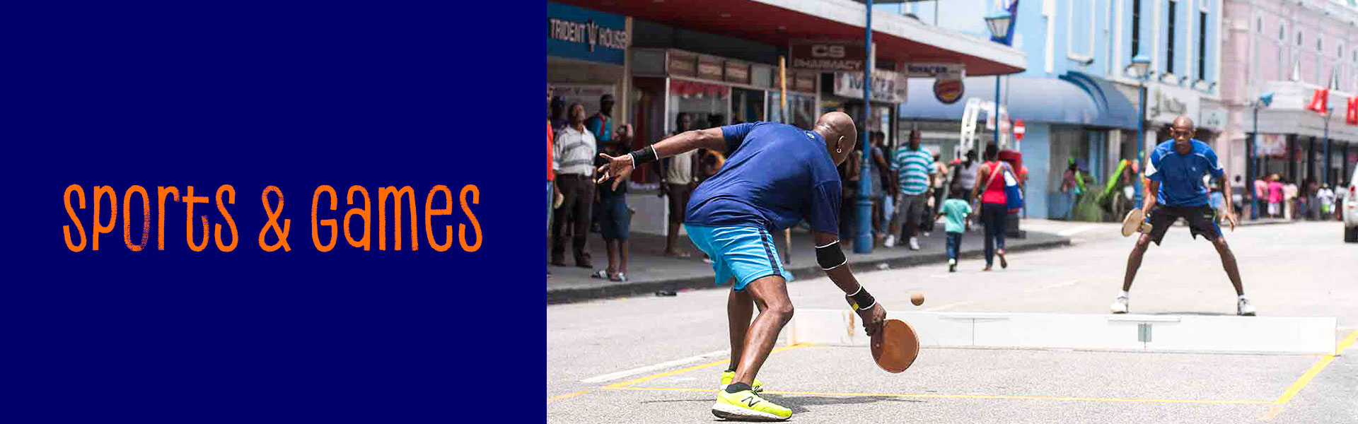 Sports & Games Events - What's On In Barbados